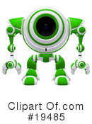 Royalty-Free (RF) Webcam Clipart Illustration #19485