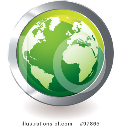 Globe Clipart #97865 by michaeltravers