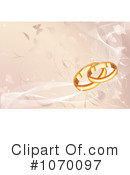 Royalty-Free (RF) Wedding Background Clipart Illustration #1070097