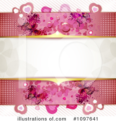 Wedding Background Clipart #1097641 by merlinul