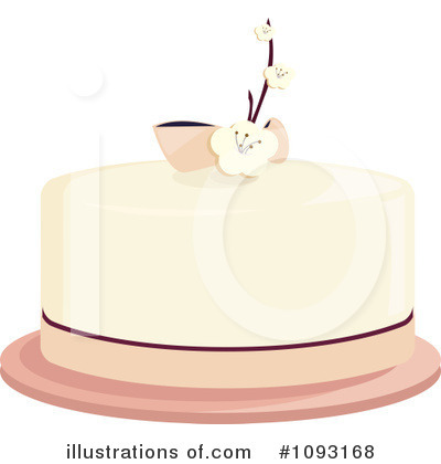 Wedding Cake Clipart #1093168 by Randomway