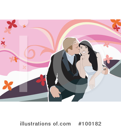 Wedding Couple Clipart #100182 by mayawizard101