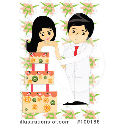 Wedding Couple Clipart #100186 by mayawizard101