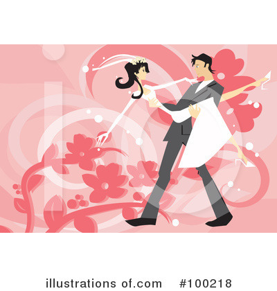 Wedding Couple Clipart #100218 by mayawizard101