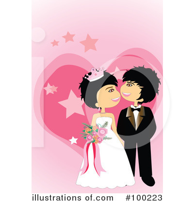 Wedding Couple Clipart #100223 by mayawizard101