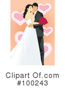 Wedding Clipart #100243 by mayawizard101