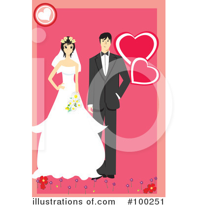 Wedding Couple Clipart #100251 by mayawizard101