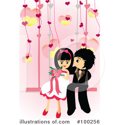 Couple Clipart #100256 by mayawizard101
