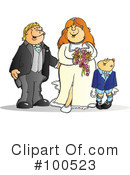 Wedding Clipart #100523 by Snowy