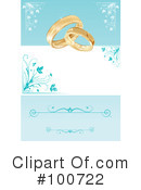 Royalty-Free (RF) wedding Clipart Illustration #100722