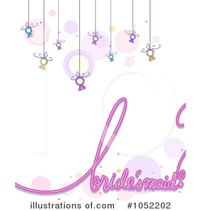 Wedding Rings Clipart #1052202 by BNP Design Studio
