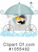 Royalty-Free (RF) wedding Clipart Illustration #1055492