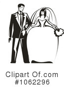 Royalty-Free (RF) Wedding Clipart Illustration #1062296