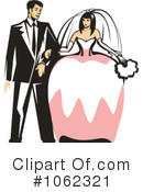 Royalty-Free (RF) Wedding Clipart Illustration #1062321