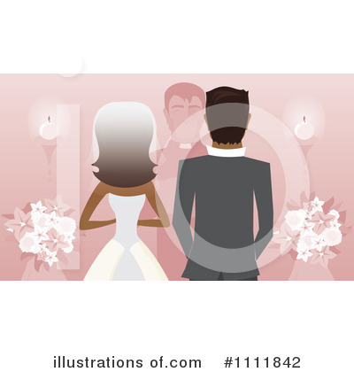 Bride Clipart #1111842 by Amanda Kate