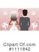 Royalty-Free (RF) wedding Clipart Illustration #1111842