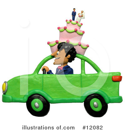 Car Clipart #12082 by Amy Vangsgard