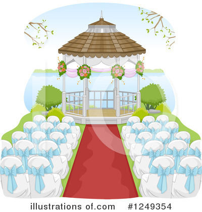Wedding Clipart #1249354 by BNP Design Studio