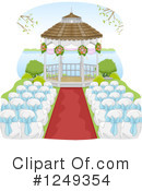 Royalty-Free (RF) Wedding Clipart Illustration #1249354