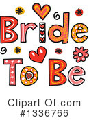 Royalty-Free (RF) Wedding Clipart Illustration #1336766