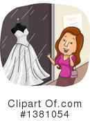 Wedding Clipart #1381054 by BNP Design Studio