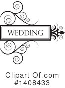 Wedding Clipart #1408433 by Lal Perera