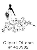 Wedding Clipart #1430982 by AtStockIllustration