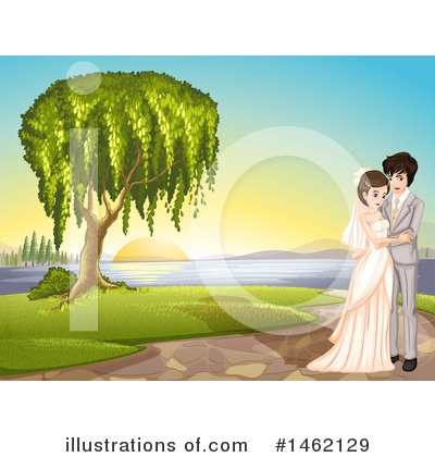Wedding Clipart #1462129 by Graphics RF