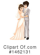 Wedding Clipart #1462131 by Graphics RF