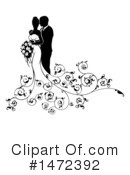 Royalty-Free (RF) Wedding Clipart Illustration #1472392