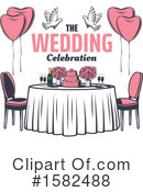 Wedding Clipart #1582488 by Vector Tradition SM