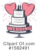 Wedding Clipart #1582491 by Vector Tradition SM