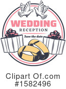 Wedding Clipart #1582496 by Vector Tradition SM