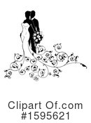 Wedding Clipart #1595621 by AtStockIllustration