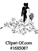 Wedding Clipart #1685087 by AtStockIllustration