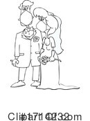 Wedding Clipart #1714232 by djart