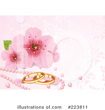 Cherry Blossoms Clipart #223811 by Pushkin