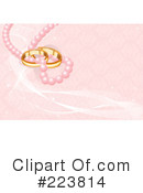 Royalty-Free (RF) Wedding Clipart Illustration #223814