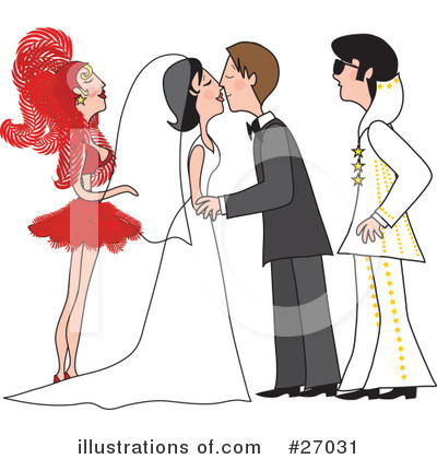 Wedding Clipart #27031 by Maria Bell