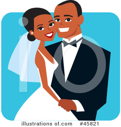 Wedding Clipart #45821 by Monica