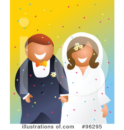 Wedding Couple Clipart #96295 by Prawny