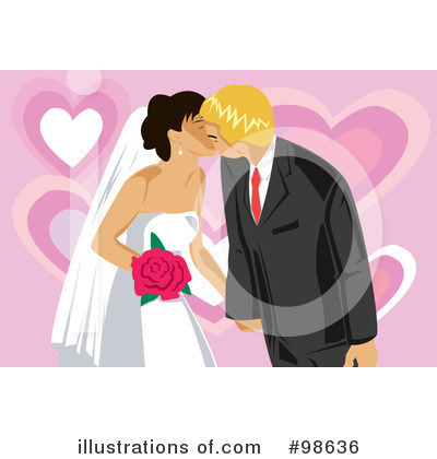 Wedding Couple Clipart #98636 by mayawizard101