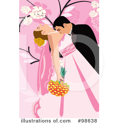 Wedding Couple Clipart #98638 by mayawizard101