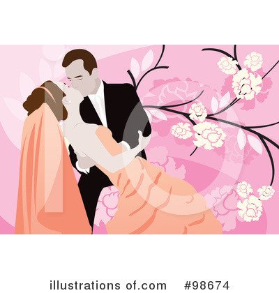 Wedding Couple Clipart #98674 by mayawizard101