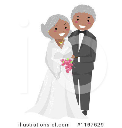 Old Couple Clipart #1167629 by BNP Design Studio