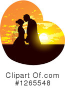 Wedding Couple Clipart #1265548