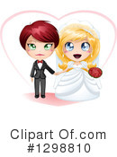 Wedding Couple Clipart #1298810