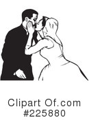 Wedding Couple Clipart #225880 by David Rey