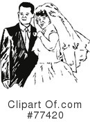 Wedding Couple Clipart #77420 by Prawny