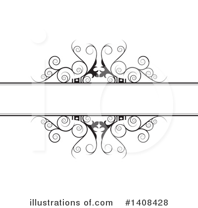 Wedding Frame Clipart #1408428 by Lal Perera